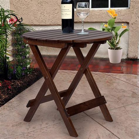 Davidson Folding End Table