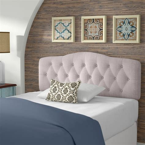 Dax Upholstered Panel Headboard