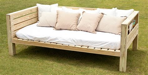 Daybed Building Plans
