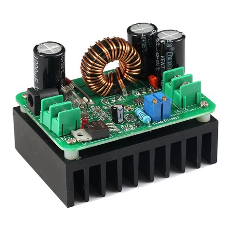 Dc To Dc Up Converter