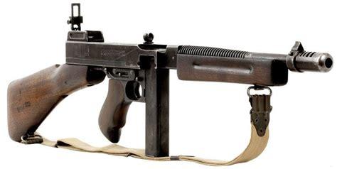 Tommy-Gun Deactivated Tommy Gun Uk.