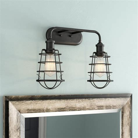 Deadra 2-Light Vanity Light