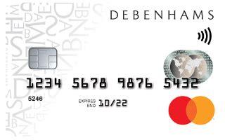 Debenhams Credit Card Gold Premier Credit Card Rewards Card Hsbc Uk