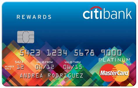Credit Card Application Citi
