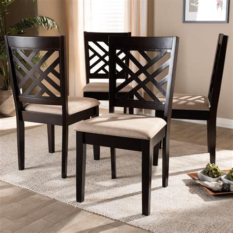 Deborah Upholstered Dining Chair (Set of 4)