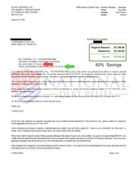 Settlement letter debt cv format to download settlement letter debt debt settlement letters national debt relief spiritdancerdesigns Gallery