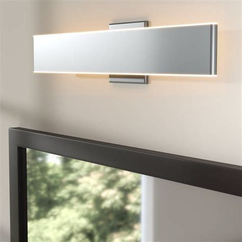 Deca Contemporary 1-Light LED Bath Bar