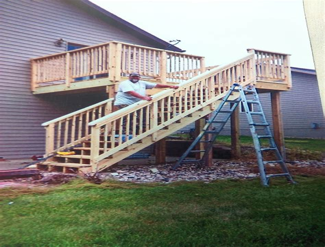 Deck Design And Estimator