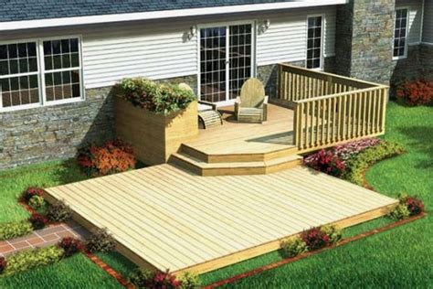 Deck Design Diy