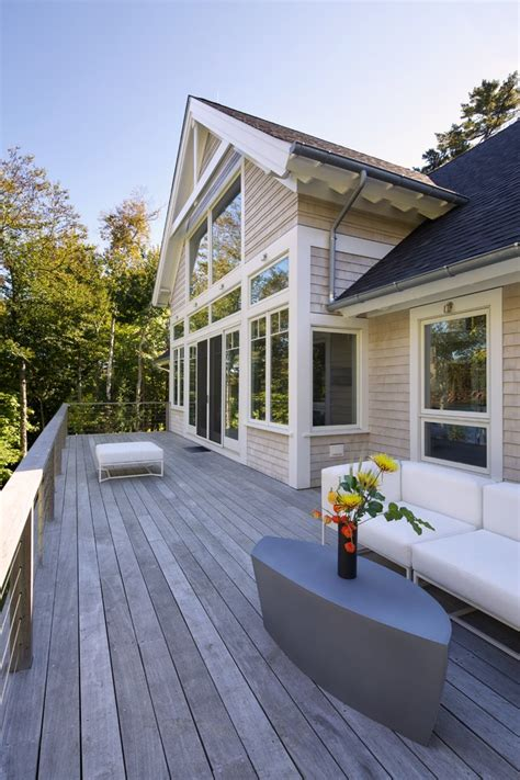 Deck Design Maine