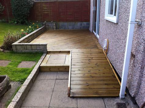 Deck Design Ramp