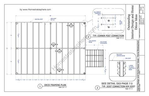 Deck Plans Pdf