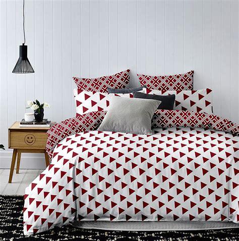 Decoking Bettwäsche Geometrisches Muster Bettwäsche