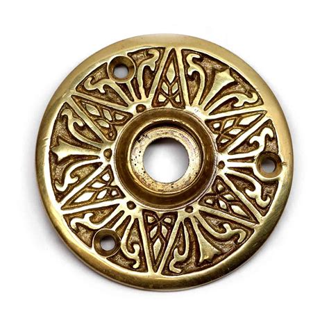 Brass Decorative Brass Rosettes.