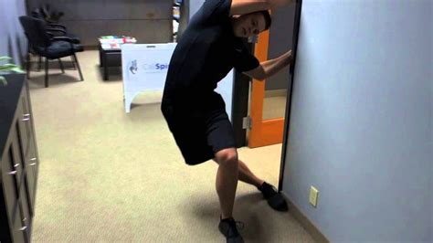 deep hip flexor stretches and strengthening the ql muscle release