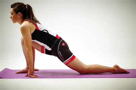 deep hip muscles stretches for running