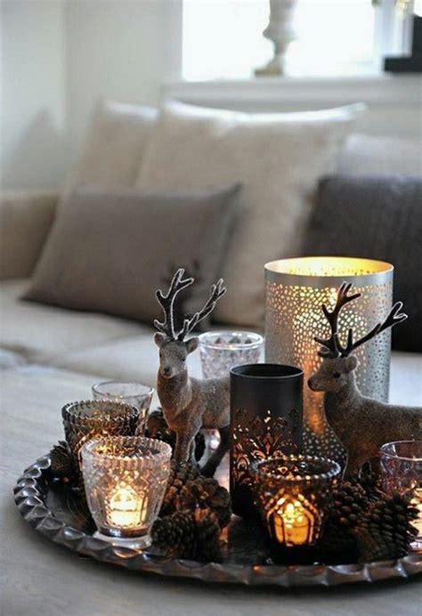 Deko Ideen Winter Wohnzimmer