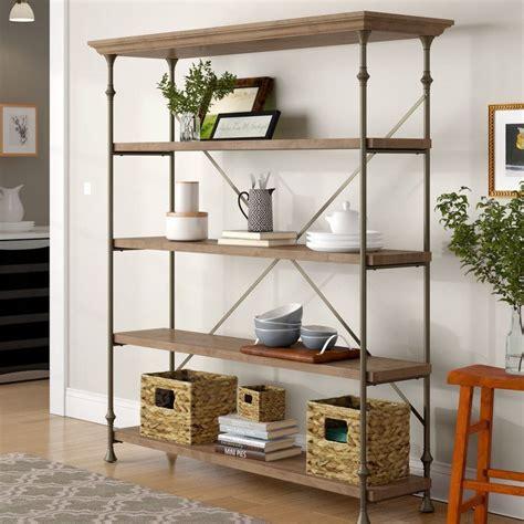Deleon Etagere Bookcase