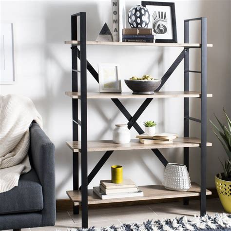 Delroy Etagere Bookcase