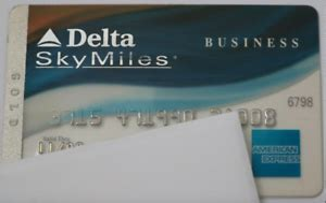 Delta Business Credit Card Visa Expired American Express Delta Gold 60000 Mile Offer