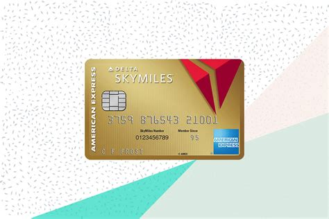 Delta Credit Card American Express Login Gold Delta Skymilesr Credit Card From American Express