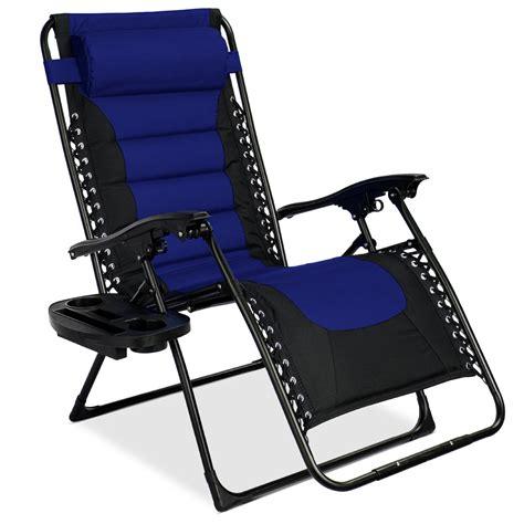 Deluxe Reclining Zero Gravity Chair