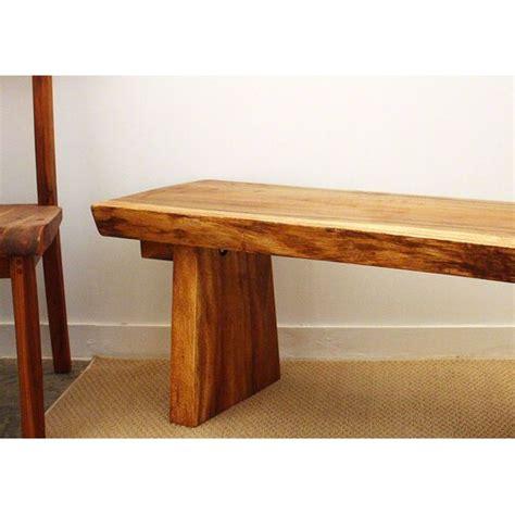 Derringer Wood Bench