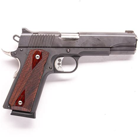 Desert-Eagle Desert Eagle 1911u Stainless Carrying With Round In Chember.