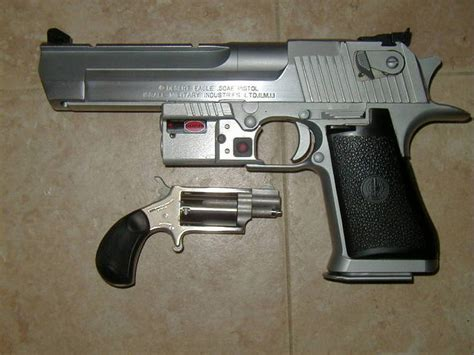 Desert-Eagle Desert Eagle 45 Laser Sight.