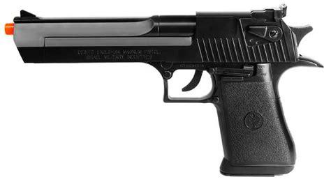 Desert-Eagle Desert Eagle 50 Ae Licensed 44 Magnum 6mm Airsoft Pistol.