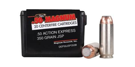 Desert-Eagle Desert Eagle 50 Bullets For Sale.