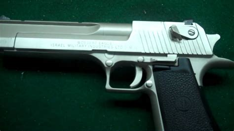 Desert-Eagle Desert Eagle 50 Caliber Review.