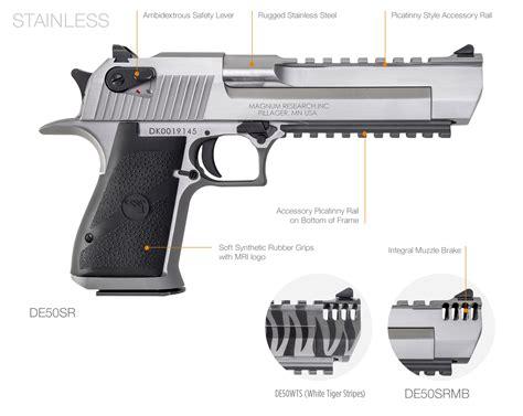 Desert-Eagle Desert Eagle 50 Measurements.