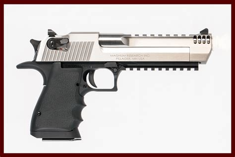 Desert-Eagle Desert Eagle Magnum.
