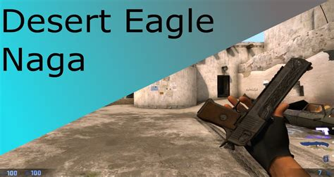 Desert-Eagle Desert Eagle Naga In Game.