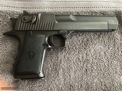 Desert-Eagle Desert Eagle Pistol Israel Military Industries.