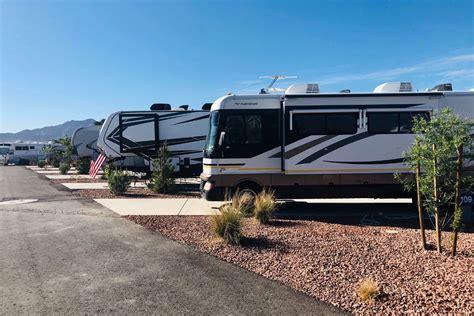 Desert-Eagle Desert Eagle Rv Park In Las Vegs.