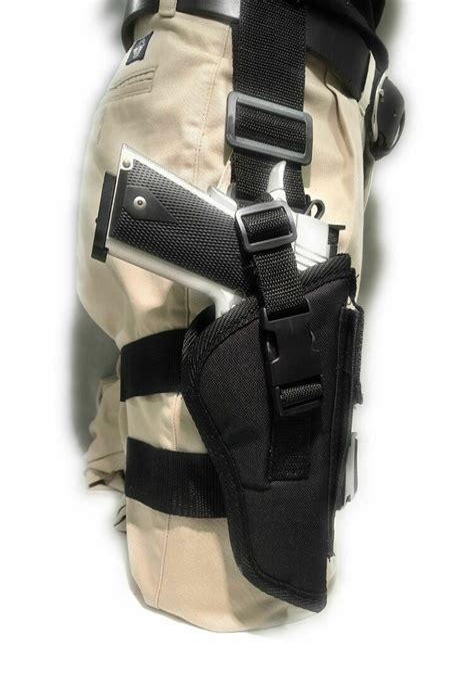Desert-Eagle Desert Eagle Tactical Thigh Holster.