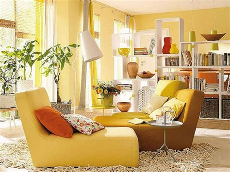 Design Interieur Jaune