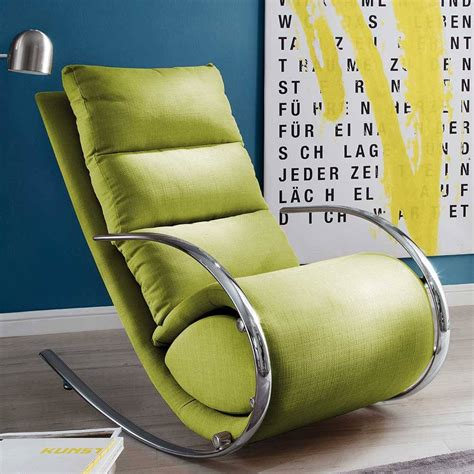 Design Sessel Grün