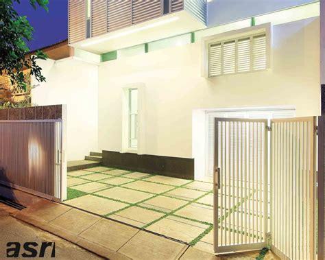 Design Lantai Carport Minimalis