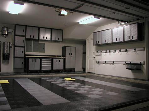 Design Your Garage Interior