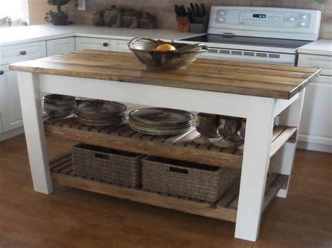 Design Your Own Custom Kitchen Island