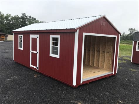 Design Your Own Storage Sheds