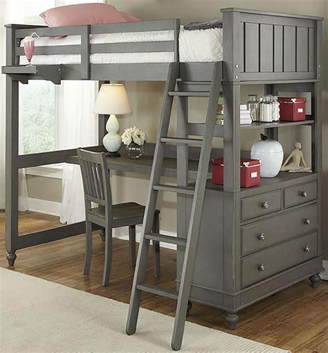 Desk Loft Bed