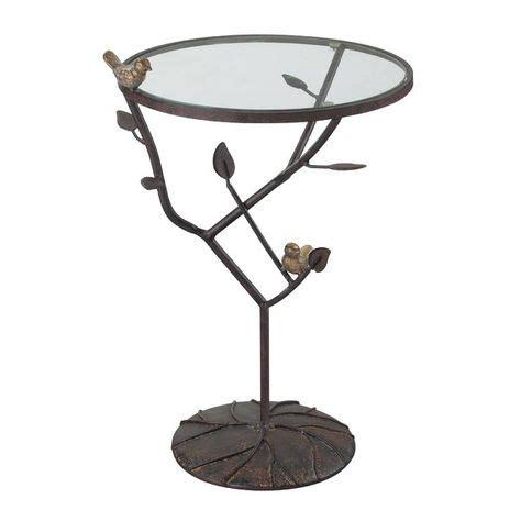 Despres Birds On A Branch Accent Table
