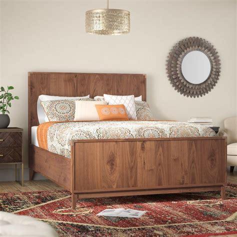 Destiny Panel Bed byWorld Menagerie