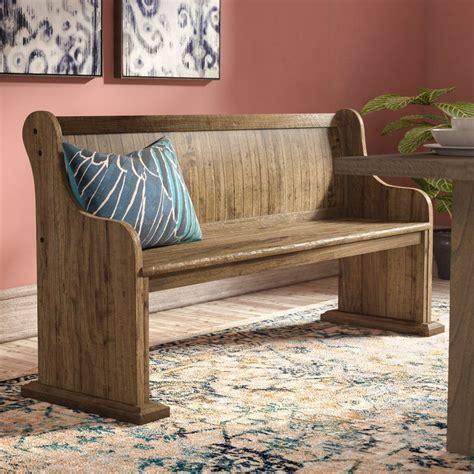 Devereaux Wood Bench