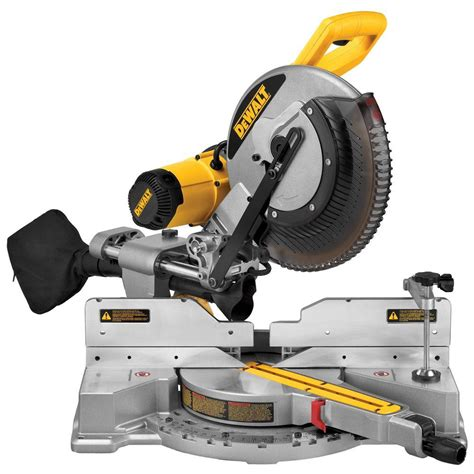 Dewalt Double Bevel Miter Saw