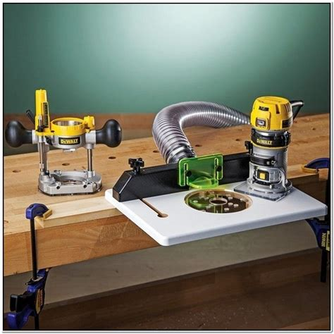 Dewalt Router Table
